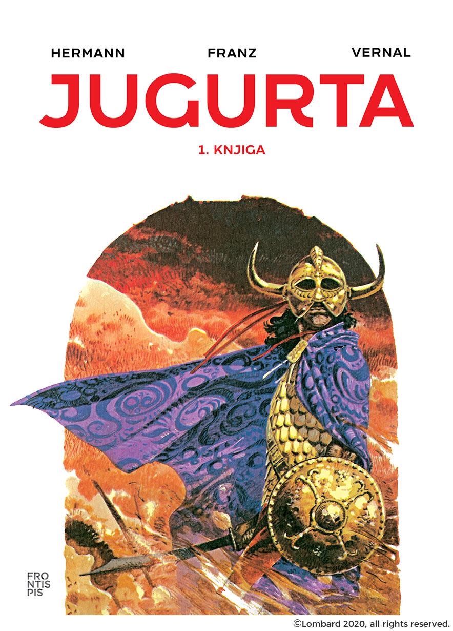 JUGURTA 1 - Korice