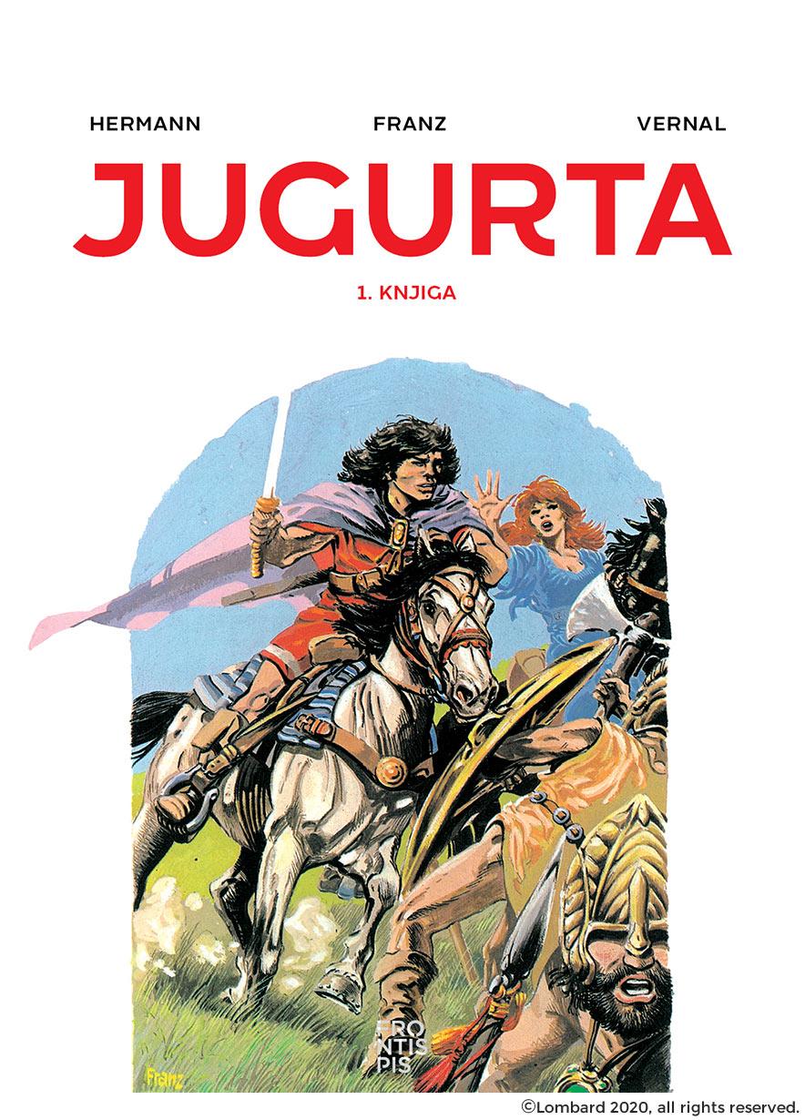 JUGURTA 1 - Naslovna